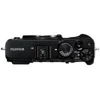 《新品》FUJIFILM(フジフイルム)X-E3レンズキットブラック発売予定日:2017年9月28日[ミラーレス一眼カメラ|デジタル一眼カメラ|デジタルカメラ]【KK9N0D18P】