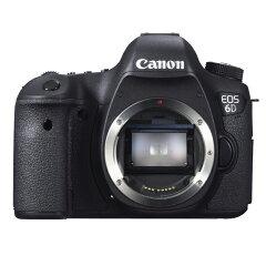 【あす楽】《新品》 Canon(キヤノン) EOS 6D ボディ[ デジタル一眼レフカメラ |…