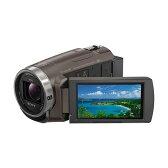 《新品》SONY (ソニー) デジタルHDビデオカメラレコーダー HDR-PJ680 TI ブラウン [ ビデオカメラ ] 【KK9N0D18P】