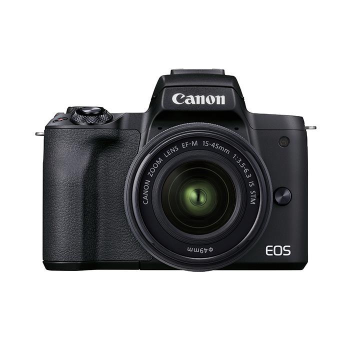 《新品》Canon EOS Kiss M2 EF-M15-45 IS STM レンズキット