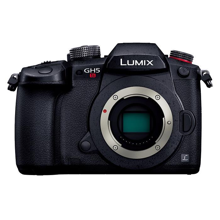 デジタルカメラ, ミラーレス一眼カメラ Panasonic () LUMIX DC-GH5S KK9N0D18P