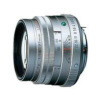 《新品》PENTAXFA77mmF1.8Limitedシルバー