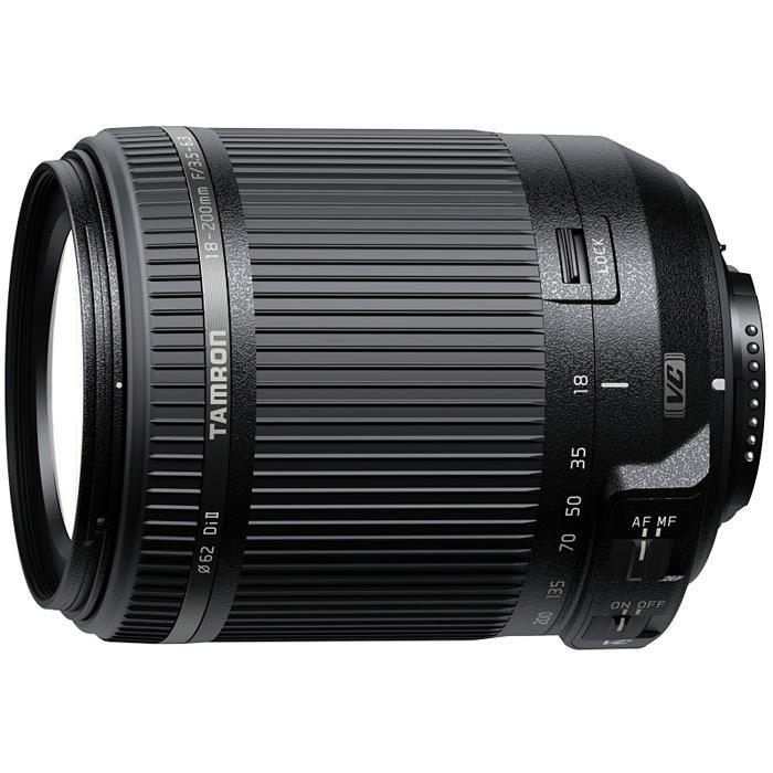 《新品》 TAMRON(タムロン) 18-200mm F3.5-6.3 DiII VC(ニコン用)[ Lens | 交換レンズ ]【KK9N0D18P】