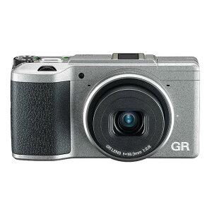 《新品》 RICOH(リコー) GR II Silver Edition [ コンパクトデジタルカメラ ]発売予定日 :2016年3月18日〔世界限定3,200台〕