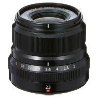 《新品》FUJIFILM(フジフイルム)フジノンXF23mmF2RWRブラック発売予定日:2016年10月6日[Lens|交換レンズ]