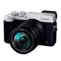 《新品》Panasonic(パナソニック)LUMIXDMC-GX8H高倍率ズームレンズキットシルバー[ミラーレス一眼カメラ|デジタル一眼カメラ|デジタルカメラ]発売予定日:2015年8月20日