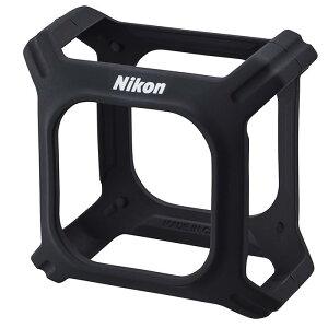 《新品アクセサリー》 Nikon(ニコン) シリコンジャケット CF-AA1 BK ブラック ※こちらの商品は受注販売となります。ご注文後のメーカー取り寄せとなりますので、予めご了承願います。【KK9