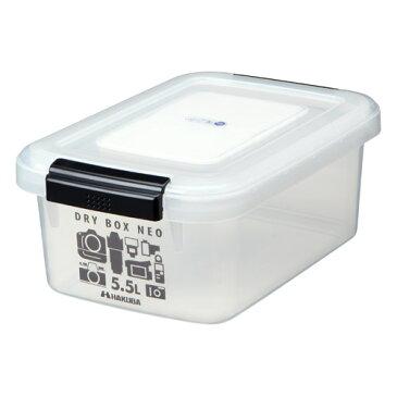 《新品アクセサリー》 HAKUBA (ハクバ) ドライボックスNEO 5.5Lクリア(KMC-36)【防湿アイテム】【KK9N0D18P】