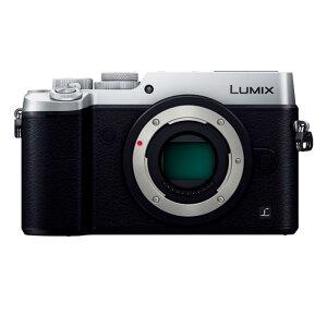 《新品》 Panasonic(パナソニック) LUMIX DMC-GX8 ボディ シルバー […