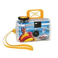 《新品》AGFA(エルピーエル)LeBoxOCEANカラーネガ防水27枚撮り〔35mm/カラーネガフィルム〕【KK9N0D18P】