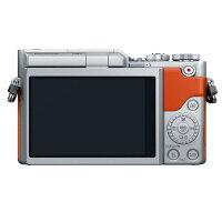 《新品》Panasonic(パナソニック)LUMIXDC-GF10Wダブルレンズキットオレンジ発売予定日:2018年2月22日[ミラーレス一眼カメラ デジタル一眼カメラ デジタルカメラ]【KK9N0D18P】