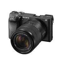 《新品》SONY(ソニー)α6300高倍率ズームレンズキットILCE-6300M[ミラーレス一眼カメラ|デジタル一眼カメラ|デジタルカメラ]【KK9N0D18P】発売予定日:2018年4月20日