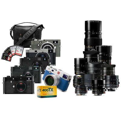 【商品到着後レビューで送料無料!・代引き手数料無料!】《新品》 Leica Mシステム総撮り 男気...