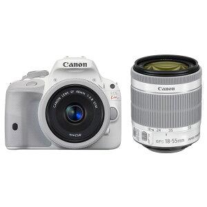《新品》 Canon(キヤノン) EOS Kiss X7 ダブルレンズキット II [ デジタ…