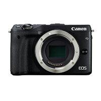 《新品》Canon(キヤノン)EOSM3ボディブラック[デジタル一眼カメラ|デジタルカメラ]発売予定日:2015年3月下旬
