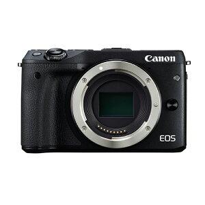 【商品到着後レビューで送料無料!・代引き手数料無料!】《新品》 Canon (キヤノン) EOS M3 ボ...