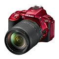 《新品》Nikon(ニコン)D550018-140VRレンズキットレッド発売予定日:2015年2月5日
