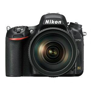 【商品到着後レビューで送料無料!・代引き手数料無料!】《新品》 Nikon(ニコン) D750 24-12...