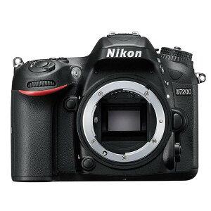 【商品到着後レビューで送料無料!・代引き手数料無料!】《新品》 Nikon (ニコン) D7200 ボデ...