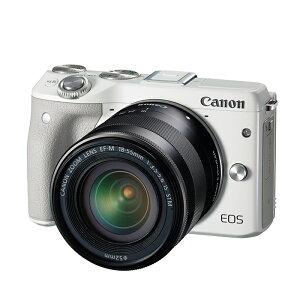 【商品到着後レビューで送料無料!・代引き手数料無料!】《新品》 Canon (キヤノン) EOS M3 EF...