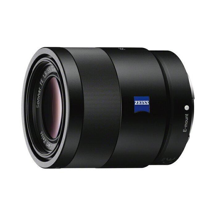 《新品》 SONY(ソニー) Sonnar T* FE 55mm F1.8 ZA SEL55F18Z【¥10,000-キャッシュバック対象】[ Lens | 交換レンズ ]【KK9N0D18P】