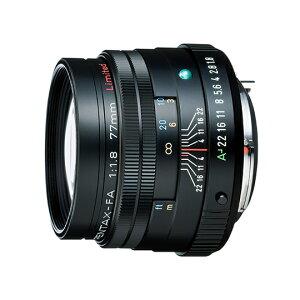 《新品》 PENTAX(ペンタックス) FA77mm F1.8 Limited ブラック[ L…