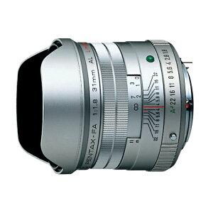 《新品》 PENTAX(ペンタックス) FA31mm F1.8 AL Limited シルバー…