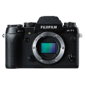 《新品》 FUJIFILM(フジフイルム) X-T1 ボディ ブラック[ ミラーレス一眼カメラ…