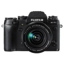 《新品》 FUJIFILM(フジフイルム) X-T1 + XF18-135mmキット ブラック【下取交換なら¥5,000-引...