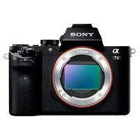 《新品》SONY(ソニー)α7IIボディILCE-7M2BQ発売予定日:2014年12月5日