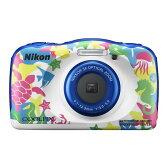 《新品》 Nikon(ニコン) COOLPIX W100 マリン [ コンパクトデジタルカメラ ] 【KK9N0D18P】
