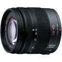 《新品》 Panasonic(パナソニック) LUMIX G VARIO 14-45mm F3.5-5.6 ASPH. MEGA OIS. (マイクロフォーサーズ)[ Lens | 交換レンズ ] 【KK9N0D18P】
