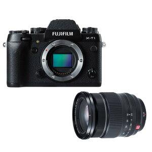 【商品到着後レビューで送料無料!・代引き手数料無料!】《新品》 FUJIFILM X-T1 + XF16-55mm ...