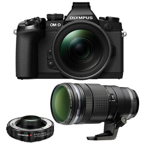 《新品》 OLYMPUS OM-D E-M1 12-40mm + 40-150mm F2.8 …