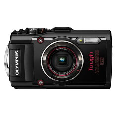 《新品》 OLYMPUS(オリンパス) STYLUS TG-4 ブラック[ コンパクトデジタルカメラ ]