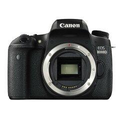 《新品》 Canon (キヤノン) EOS 8000D ボディ 【¥3,000-キャッシュバッ…