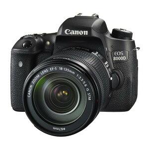 《新品》 Canon (キヤノン) EOS 8000D EF-S18-135 IS STM レ…