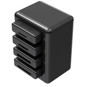 《新品アクセサリー》 LEXAR Professional ワークフロー HR1(4ポートハブ…