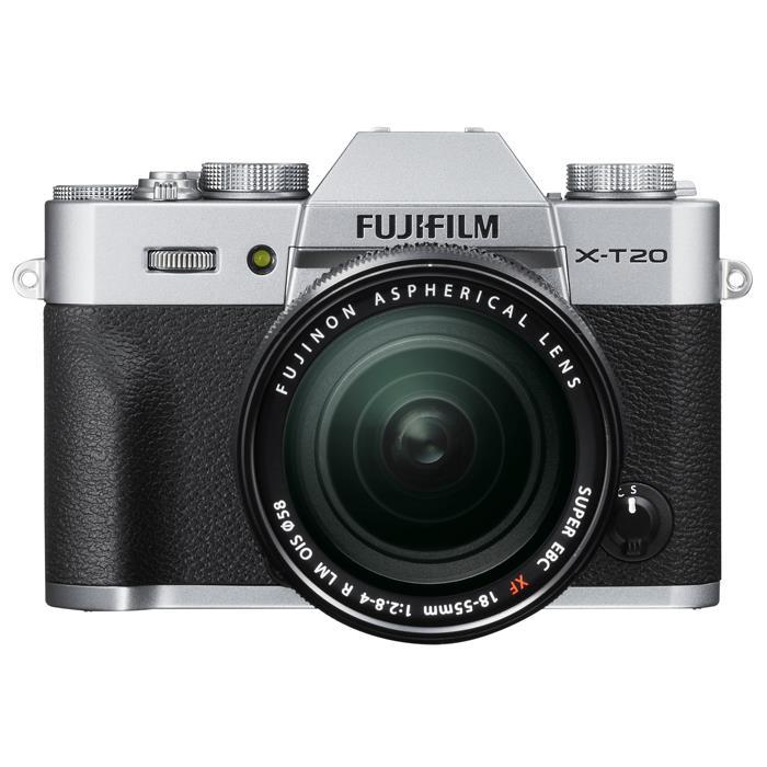 デジタル一眼レフカメラ「FUJIFILM X-T20」