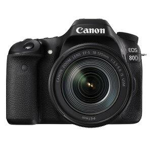 《新品》 Canon(キヤノン) EOS 80D EF-S18-135 IS USM レンズキ…