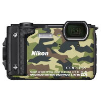 《新品》Nikon(ニコン)COOLPIXW300カムフラージュ[コンパクトデジタルカメラ]発売予定日:2017年6月30日【KK9N0D18P】