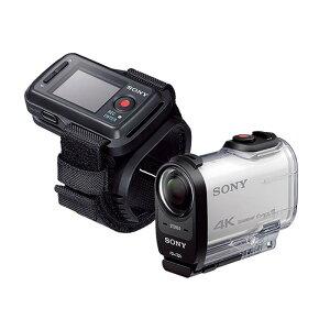 《新品》 SONY (ソニー) デジタル4Kビデオカメラレコーダー アクションカムリモコンキッ…