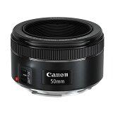 【あす楽】《新品》 Canon(キヤノン) EF50mm F1.8 STM [ Lens | 交換レンズ ] 〔レンズフード別売〕【KK9N0D18P】