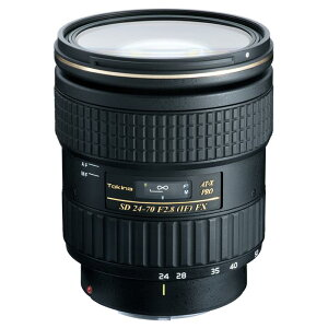 《新品》 Tokina AT-X 24-70mm F2.8 PRO FX(キヤノン用)[ Le…