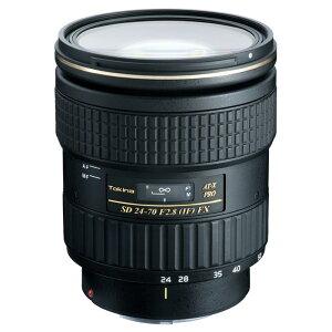 《新品》 Tokina AT-X 24-70mm F2.8 PRO FX(キヤノン用)[ Le…