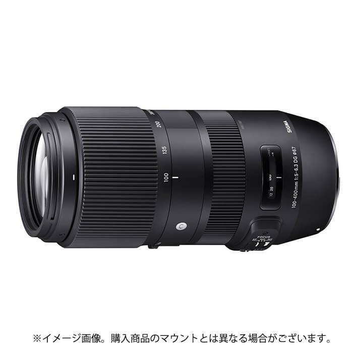 《新品》 SIGMA (シグマ) C 100-400mm F5-6.3 DG OS HSM (ニコン用) [ Lens   交換レンズ ]【KK9N0D18P】