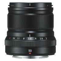 《新品》FUJIFILM(フジフイルム)フジノンXF50mmF2RWRブラック【KK9N0D18P】発売予定日:2017年2月下旬