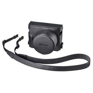 《新品アクセサリー》 Nikon(ニコン) セミソフトケース CF-DL2 BK ブラック発売…
