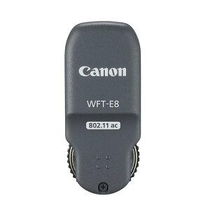《新品アクセサリー》 Canon(キヤノン) ワイヤレストランスミッター WFT-E8B 発売…