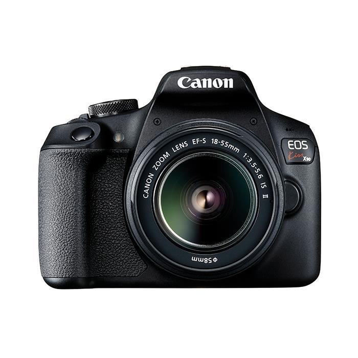 デジタルカメラ, デジタル一眼レフカメラ  Canon () EOS Kiss X90 EF-S18-55 IS II KK9N0D18P